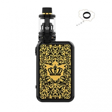 UWELL Crown IV (Crown 4) Kit mit 5ml Crown 4 Tank 5-200W Crown IV Box Mod Elektronischer Zigarettenverdampfer - 1